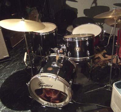 20100822 織歌座Session 009 置きドラムセット 14cm