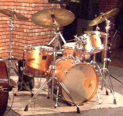 B♭ 置きドラムセット stage3 14cm