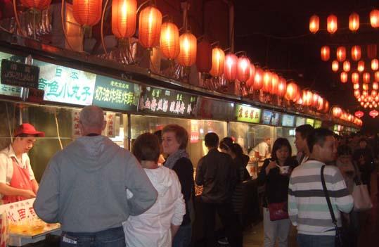 20100921 北京市内観光 220 民族街屋台 19cm