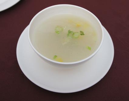 20101205 スープ Usha Kiran Palace lunchDSC00983 19cm