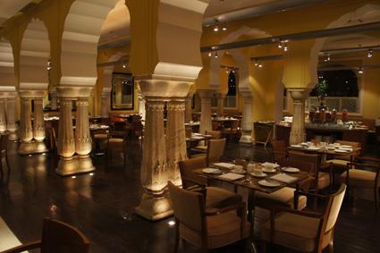 20101206 Jai Mahal Palace レストラン19cmDSC01715