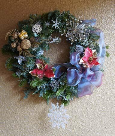 20101219 クリスマスリース DSC02112 14cm