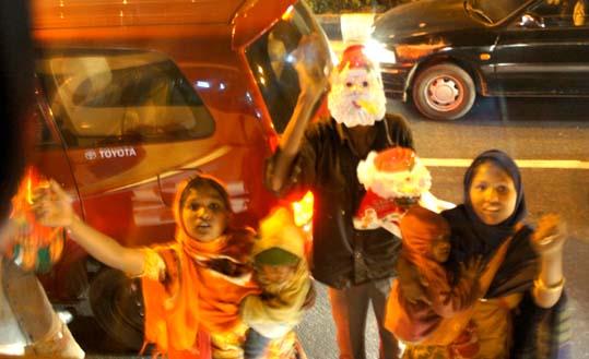 20101208インドのクリスマスDSC01816