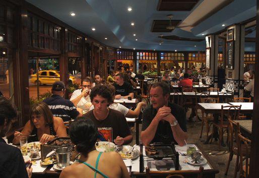 20110311 Garuta de Ipanema 店内