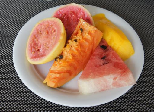 201103 Fruits Sheraton Rio 18cmDSC07910