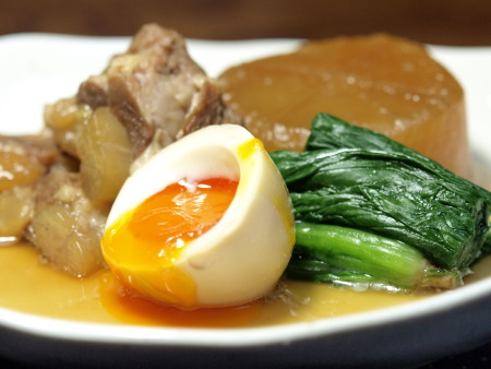 豚軟骨と大根の旨煮レシピ2