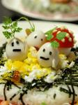寿司ケーキ作り方とレシピ14