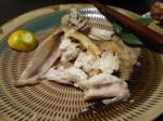 カンパチのカマ塩焼き作り方13