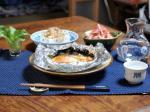 鮭とキノコのホイル焼き1