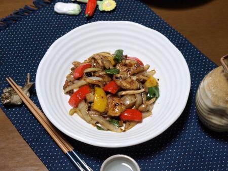 カレイの中華風炒め作り方とレシピ10