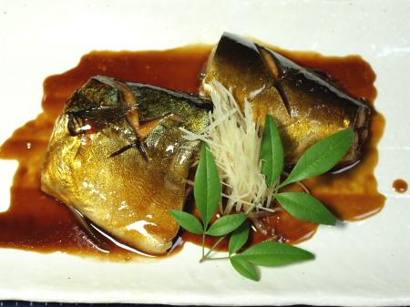 鯖の生姜煮oo1