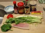 鯛中華風海鮮サラダ1