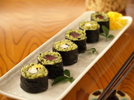 そば寿司7