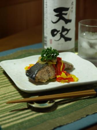 鮭のオイル煮作り方とレシピ10