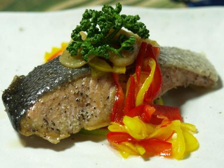 鮭のオイル煮作り方とレシピ13