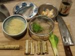 焼き鯖そうめん作り方とレシピ6
