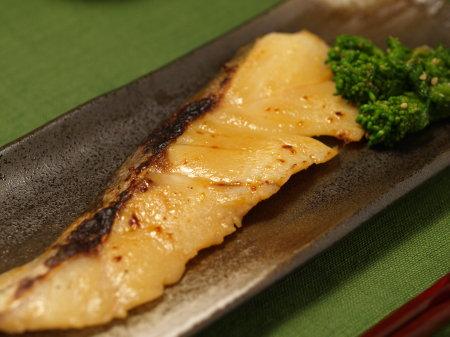 鱈の肝味噌焼きa03