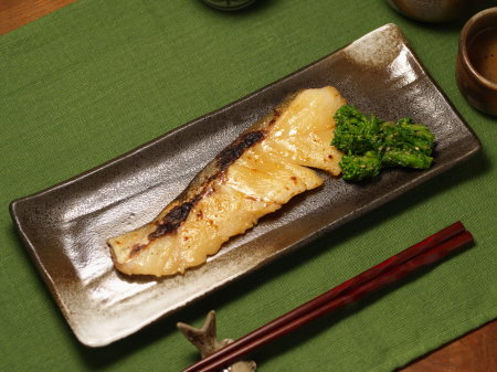 鱈の肝味噌焼きa02