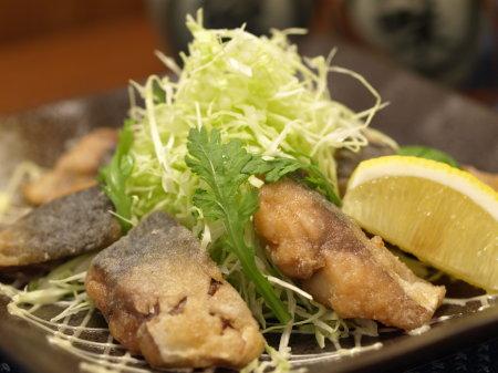 鯖の唐揚げa02