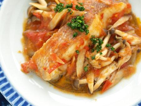 真鯛のトマト煮a08