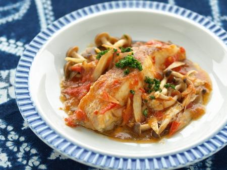真鯛のトマト煮a05
