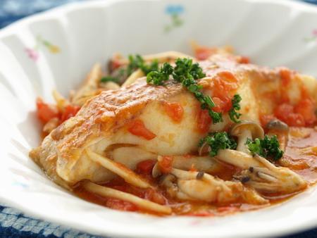 真鯛のトマト煮a03