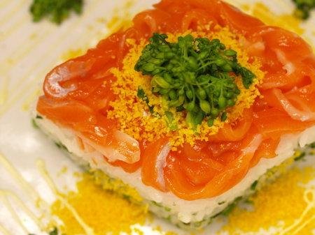 雛祭り菱寿司a18