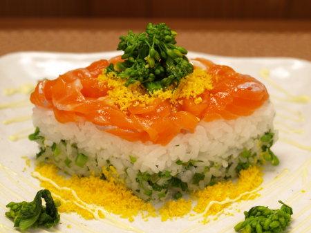 雛祭り菱寿司a02