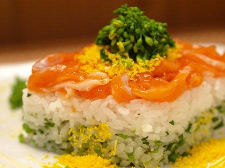 雛祭り菱寿司a12