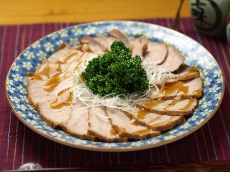 柔らか風味焼き豚a14