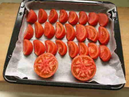 ドライ トマト の 作り方