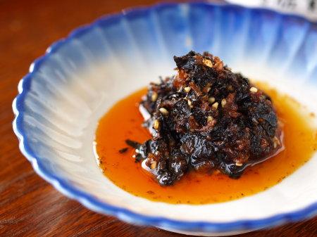 筋肉料理人の食べるラー油14