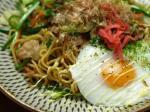 中華風目玉焼き蕎麦24