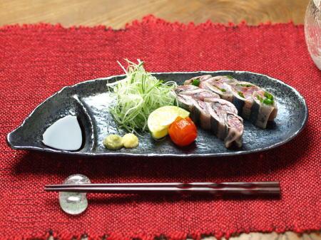 秋刀魚藤造りa01