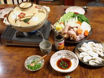 水炊き餃子鍋17