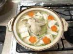 水炊き餃子鍋16