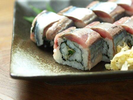 秋刀魚棒寿司21