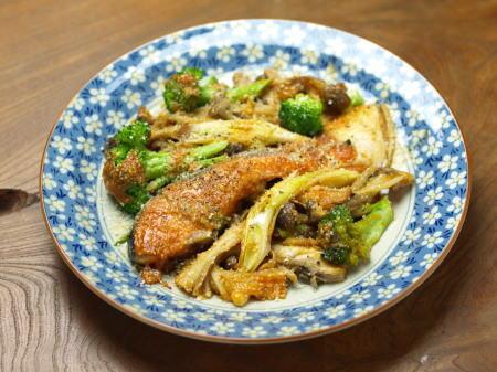 三瀬鶏蓮根つくねの雑煮09