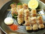 エノキ、葱、ピーマン巻きk04