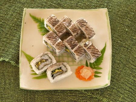 炙り太刀魚寿司16