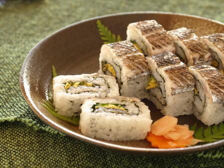 炙り太刀魚寿司17
