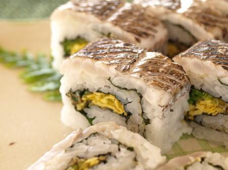 炙り太刀魚寿司15