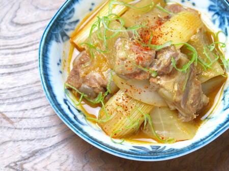 大根と軟骨のぴり辛味噌煮17