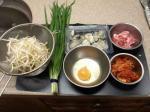 牡蠣とモヤシのキムチ炒め01