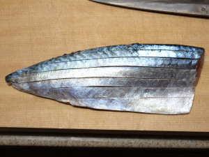 しめ鯖のつくり方19