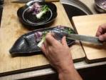 しめ鯖のつくり方25