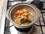 キムチ味のニンジン鍋05