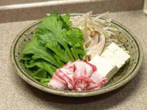 キムチ味のニンジン鍋12