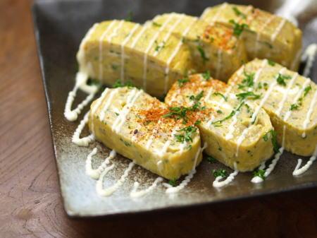 えのきバターたまご焼き02