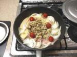 t筍と新たまねぎのハーブ炒め5